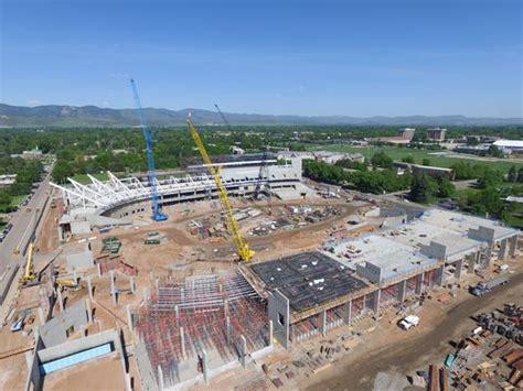 CSU Stadium Before